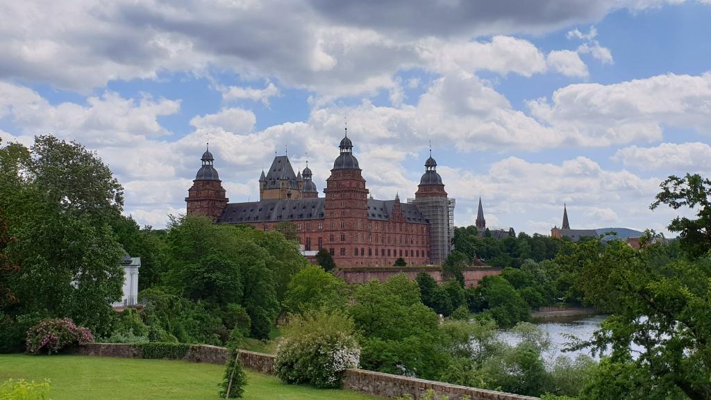 Schloss Johannisburg
