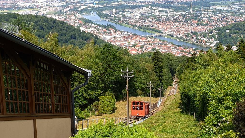 Alte Bergbahn