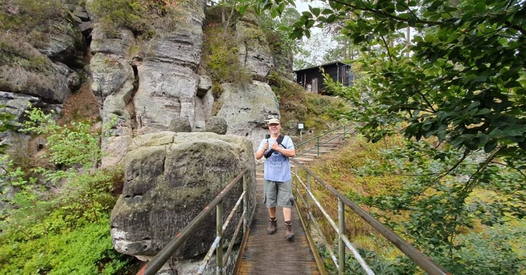 In der Felsenburg